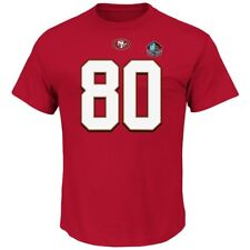 "Jerry Rice San Francisco 49ers Majestic NFL ""HOF Eligible Receiver III"" T-Shirt"