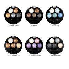 5 Colors Baked Eyeshadow owder Metallic Shimmer Warm Color Shadow Nude Naked