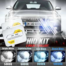 HID Xenon Conversion Kit All Bulb Sizes and Colors Premium Slim Ballasts