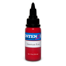 American Rose - Intenze Tattoo Ink - Pick Your Size 1oz, 2oz, or 4oz Bottle