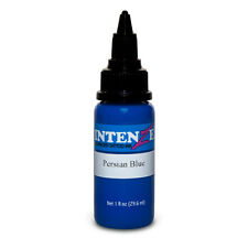 Persian Blue - Intenze Tattoo Ink - Pick Your Size 1oz, 2oz, or 4oz Bottle