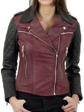 NEW Womens 100% Leather Lambskin Jacket Coat, Made to your Measurements - WJ146