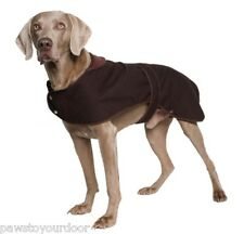 Ancol dog coat timberwolf wax from all-weather range sml,med,lge,x-lge,xx-lge