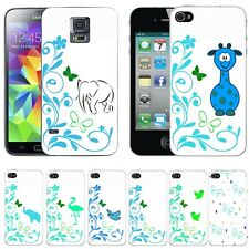 pictured gel case cover for samsung galaxy Alpha mobiles ref qq5