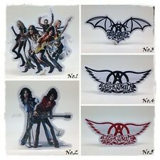 Aerosmith Rock Band Sticker Decal Vinyl Heavy Metal Music Car Window Bumper Logo