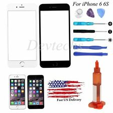"Front Screen Touch Glass Len Replacement New For iPhone 6 6S 4.7"" / Tools / Glue"