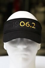 1906.2 10K visor, black - sun golf running jogging - Alpha Phi Alpha