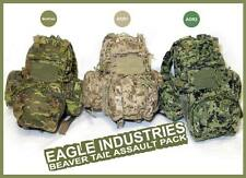 ZYTOYS 1/6 THREE COLORE SATL PACK & BEAVER TAIL ASSAULT PACK EAGLE INDUSTRIES