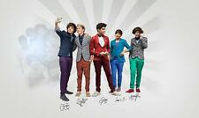 30 X ONE DIRECTION TOP QUALITY EDIBLE WAFER/FONDANT PAPER CUP CAKE TOPPERS