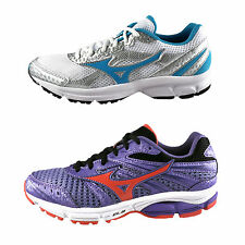Mizuno Womens Crusader & Wave Zest Running Shoes From