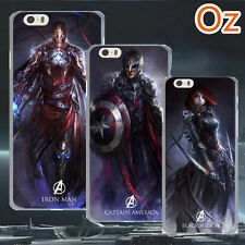 Dark Avengers Cover for iPhone 5/5S, Quality Cute Design Painted Case WeirdLand