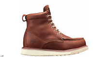 "MEN'S TIMBERLAND PRO 6"" SOFT TOE WEDGE BOOTS 53009"