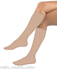 Activa Women Dress Compression Socks Sheer Therapy Closed Toe 15-20mmHg Support