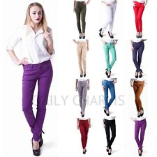 Jean Style Jeggings Skinny Fitted Pencil Pants Sexy Low Rise Ultra Stretch Denim