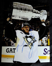 Matt Murray 2016 Stanley Cup Champions Pittsburgh Penguins Signed Photo COA
