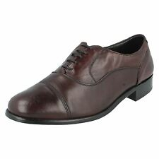 MENS GRENSON LEATHER LACE UP FORMAL TOE CAP OXFORD SHOES SEATON £79.99