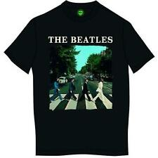 The Beatles - Abbey Road Short Sleeve T-Shirt - New & Official Apple Corps