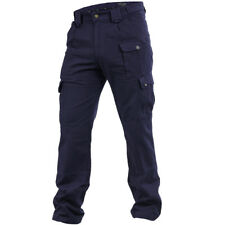 Pentagon Elgon Heavy Duty Tactical Pants Army Airforce Marine Trousers Navy Blue