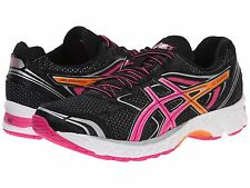 ASICS GEL EQUATION 8 BLACK PINK ORANGE WOMENS SHOES **FREE POST AUSTRALIA