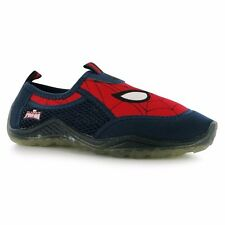 Spiderman Beach shoes Swimming shoes Size 20-34 Aqua shoes Water shoes NEW