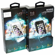 Genuine LifeProof Fre Water/Dirt/Shock/Snow Proof Case for iPhone 6/6S 4.7""
