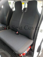 TO FIT A PEUGEOT EXPERT VAN, 2014, SEAT COVERS, YARO II FABRIC SINGLE & DOUBLE