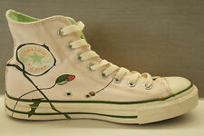 CONVERSE CT ALLSTAR HI WOMEN MEN BOATING FLORAL MILITARY SHOE SNEAKER TRAINER