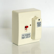Wylex 45A Insulated Cartridge Fuse Switch Disconnector CAT.104 (A164)