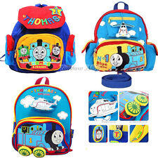 Thomas & Friends The Tank Engine Train Backpack Toddler Baby Kids Girl Boy Bag
