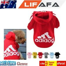 Pet Clothes Dog Cat Puppy Warm Sweater Dress Coat Costume Hoodie Apparel