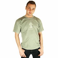 Life is Good Dublin Green Grill Sergeant BBQ T-Shirt Crusher Mens Grilling Tee