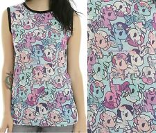 Tokidoki Mermicornos Muscle Top For Juniors ~Tokidoki ~ Free Ship