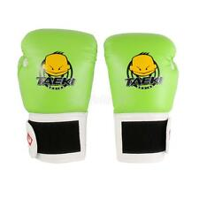 Kids MMA Muay Thai Training Punching Bag Boxing Gloves Fighting Sandbag Gloves