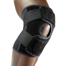 McDavid Adjustable Knee Support with Cross Straps