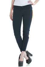 NWT HUDSON LOULOU TUXEDO LOW RISE SKINNY CROP COLOR: ZIG SIZE: 27-29 MSRP $198