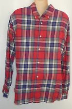 Mens AEROPOSTALE Long Sleeve Flannel Woven Button Down Shirt NWT #9724
