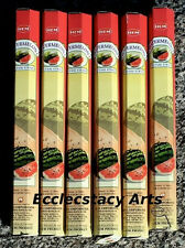 Hem Watermelon Incense 20-40-60-80-100-120 Sticks  You Pick Amount {:-)