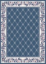 RUGS AREA RUGS CARPET NEW AREA RUG PERSIAN TRADITIONAL ORIENTAL RUG BLUE RUGS