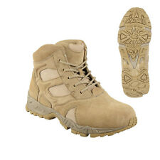 """Rothco 6"""" Desert Tan Forced Entry Tactical Military Army Airsoft Deployment Boot"""