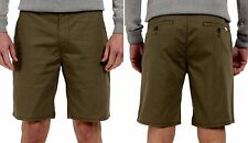 Levi's Mens Straight Chino Shorts ~ Khaki Green/Olive ~ 30, 32, 33 or 34 ~ NWTS!