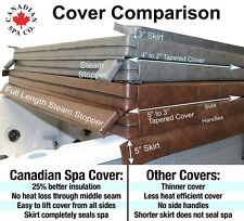 Hot Tub Spa Covers - Best Deal on the Net- Direct from the Manufacturer IN STOCK