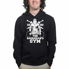 The Barbarian Gym Destroyer Golds Fitness Training Bodybuilding Sweatshirt Hoody
