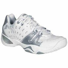 Prince T22 Tennis Shoes Womens White and Silver Performance Shoe Sizes 6-10