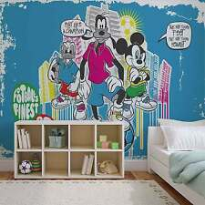WALL MURAL PHOTO WALLPAPER XXL Disney Mickey Mouse (539WS)