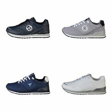 Sergio Tacchini Mens Sonic Low Top Lace Up Casual Fashion Trainers
