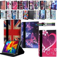 "Folio Stand Leather Case Cover For  Samsung Galaxy Tab/Note 9"" 10"" Tablet"