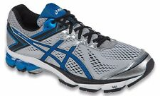 ASICS GT - 1000 4 SILVER ELECTRIC BLUE MENS RUNNING SHOES **FREE POST AUSTRALIA