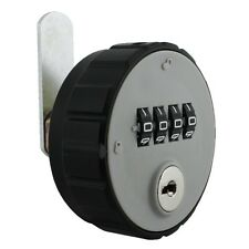 Maxus Combination Cam Lock with Key Override