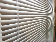 """1"""" Premium Aluminum Mini Blinds 26-28"""" Wide by 75-77"""" Long $40.00 FREE SHIPPING"""
