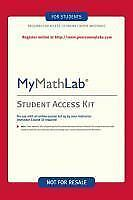 Mymathlab Student Online Access Kit by Pearson Education Staff..e-book, homework
